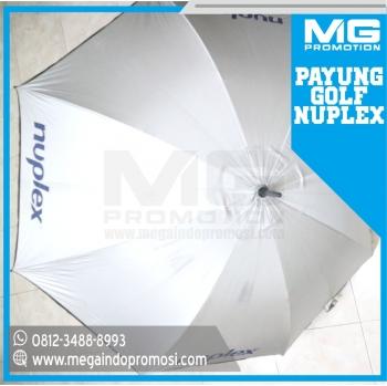 Payung Golf Promosi NUPLEX