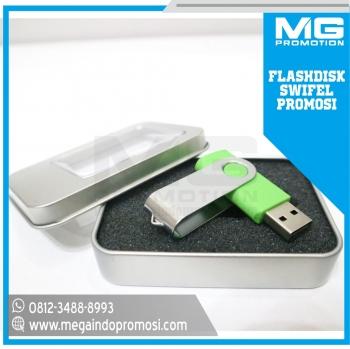 Flashdisk Promosi USB Swivel