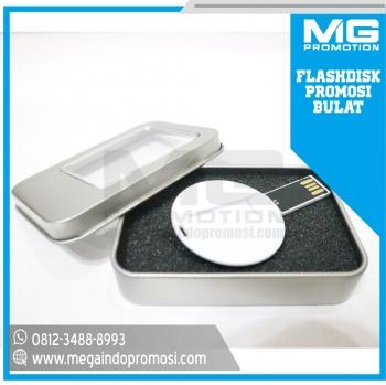 Flashdisk Promosi USB Bulat