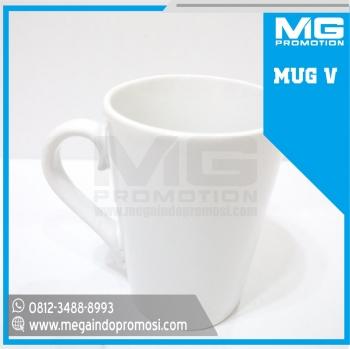 Gelas / Mug V Promosi