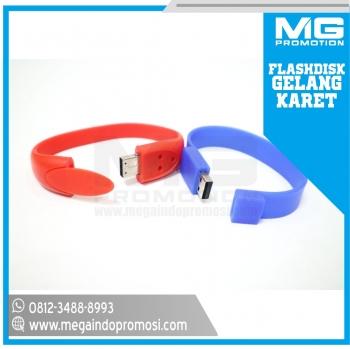 Flashdisk Promosi Gelang Karet