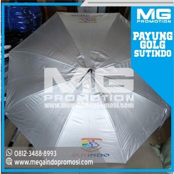 Payung Golf Custom Promosi Premium Sutindo