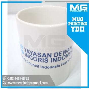 Gelas / Mug Printing Promosi YDII